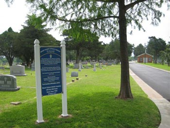 Mission Statement of Mt.Calvary Cemetery